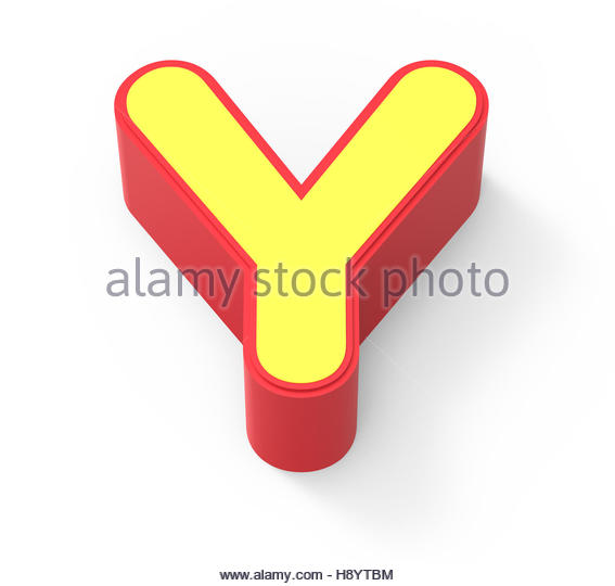 Letter Y Isolated On Stock Photos & Letter Y Isolated On Stock.