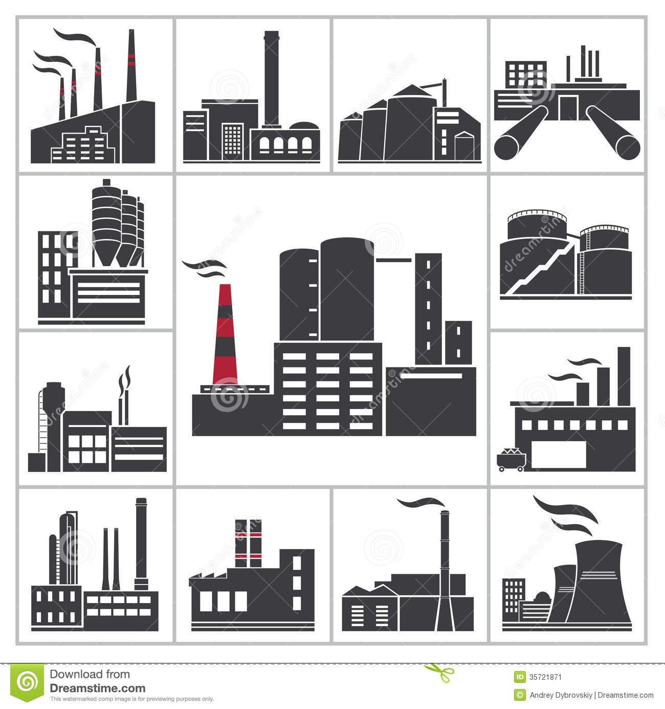Industrial Clip Art Free.