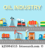 Manufactory Clipart and Stock Illustrations. 92 manufactory vector.
