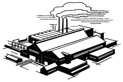 Manufacturing Clipart.