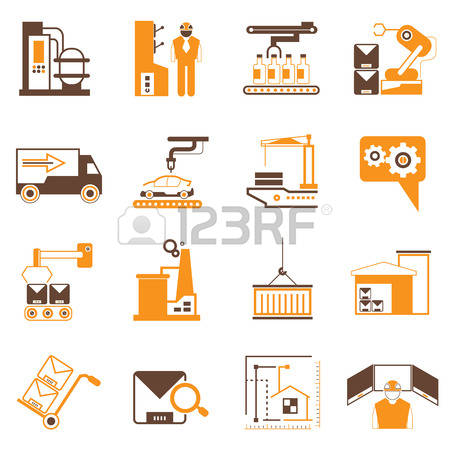74,041 Manufacturing Stock Vector Illustration And Royalty Free.