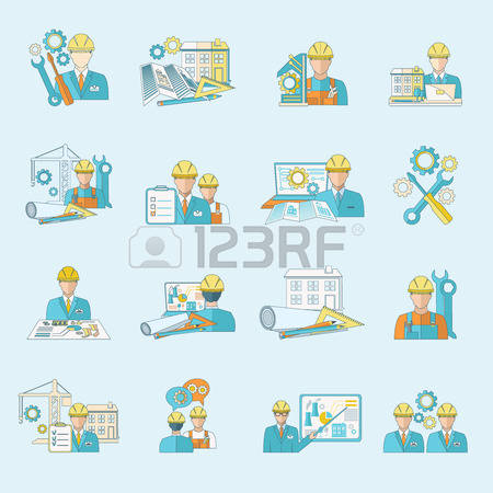 5,502 Manufacturing Engineer Cliparts, Stock Vector And Royalty.