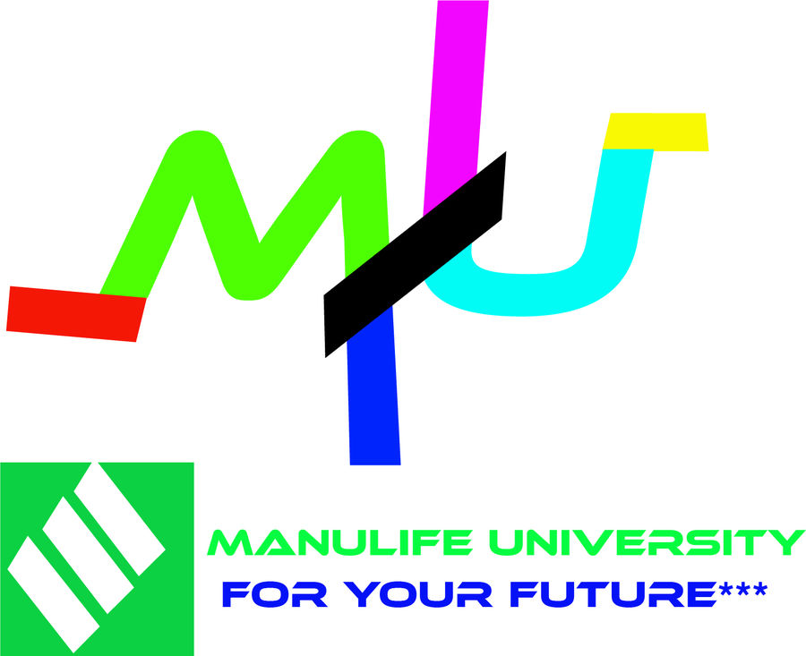 Entry #198 by MdRaselAlom for Manulife University Logo.