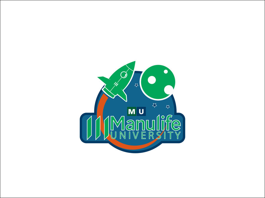 Entry #194 by RustyVectors for Manulife University Logo.