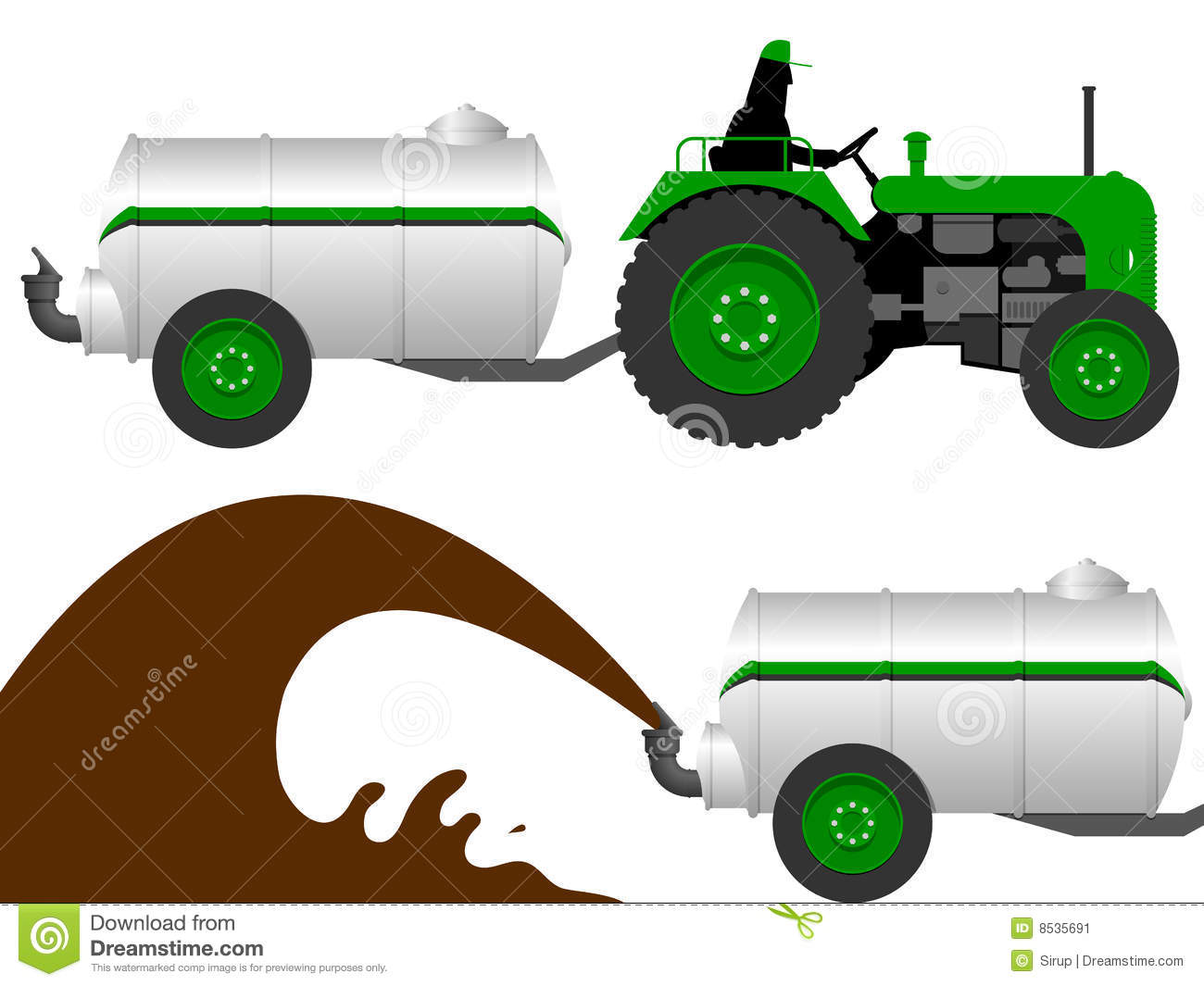 Manure Spreader Clipart Clipground