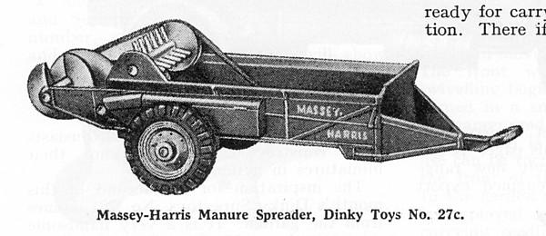 Talk Model Toys: 27c (321) 1949.