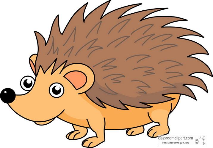 Clipart Hedgehog.