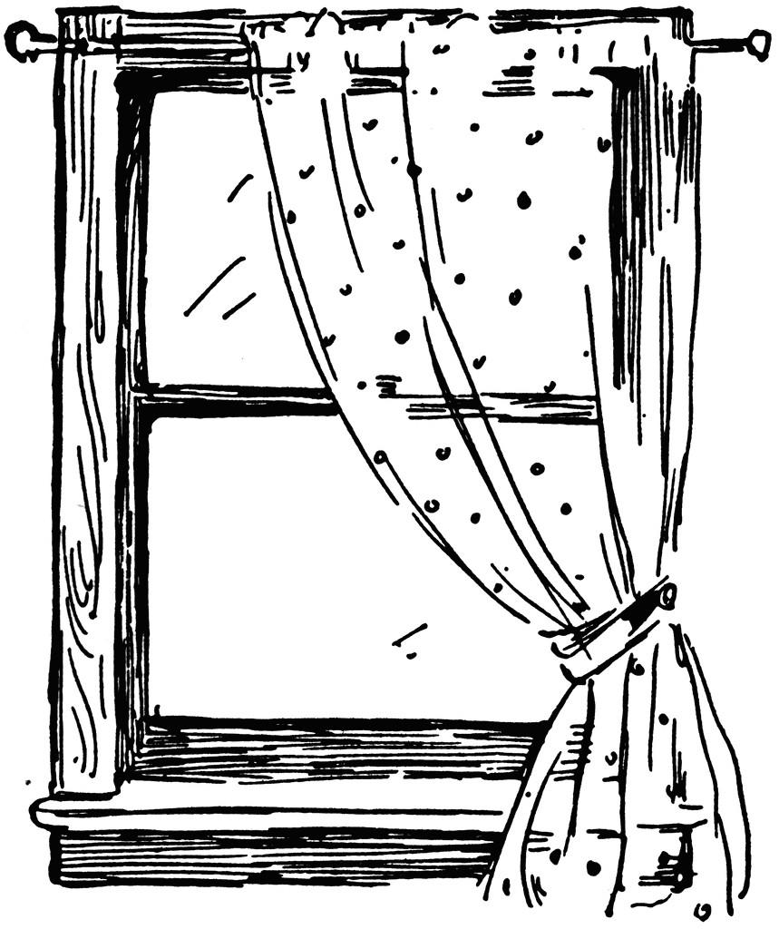 Window cliparet clipart.