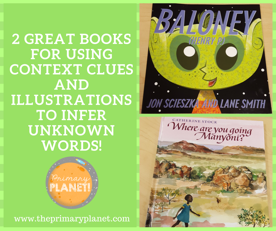 Primary Planet!: Book Talk Tuesday: 2 Great Books for Teaching.