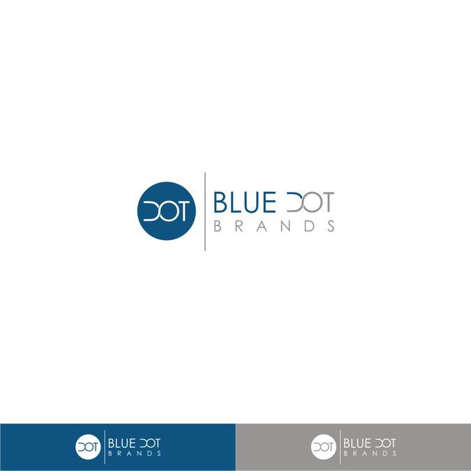 Blue Dot Brands Logo Contest.