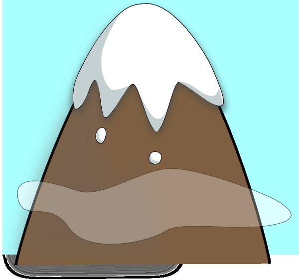Free mountain clipart mountains clip art vector clip art.