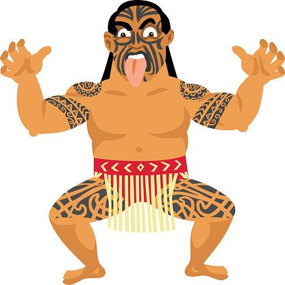 Maori Clip Art, Vector Images & Illustrations.