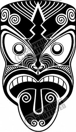 maori designs free clipart.