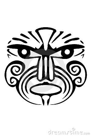 Maori Stock Illustrations.