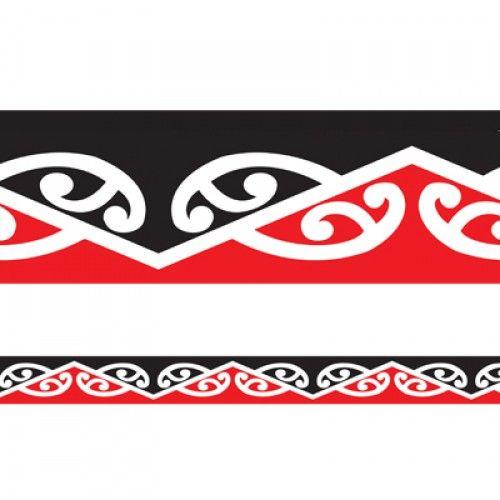 Maori Trimmers & Borders.
