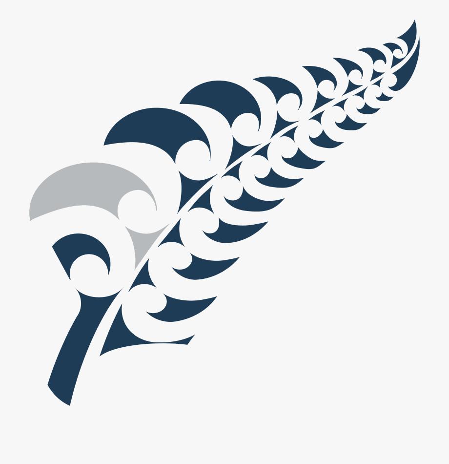 Silver Fern Maori Designs , Transparent Cartoon, Free.