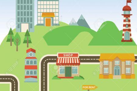Road Map to Success Road Map to su, Map to Success Clip Art.