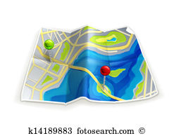 Map road Clipart and Illustration. 14,082 map road clip art vector.