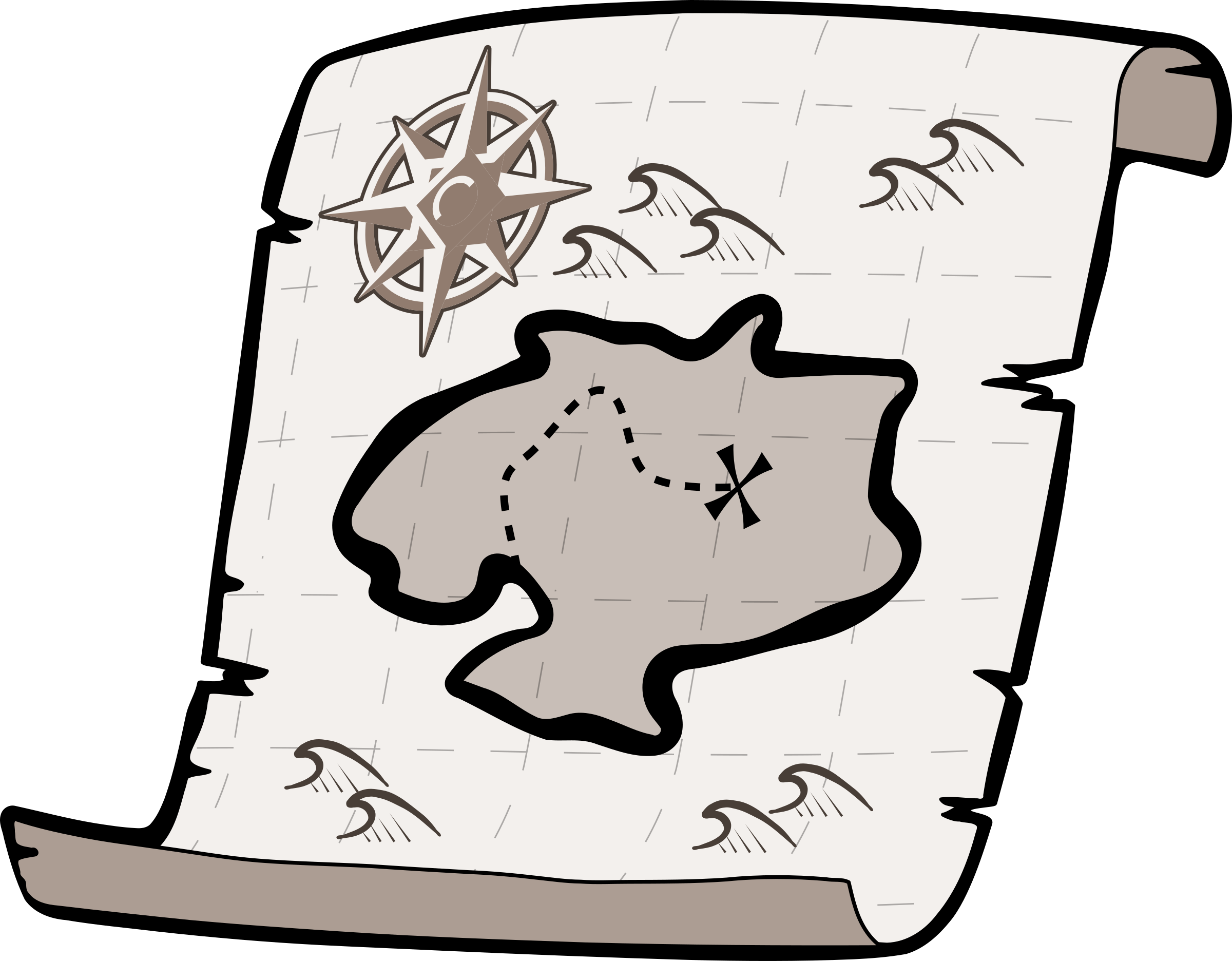 Free Map Black And White Clipart, Download Free Clip Art.