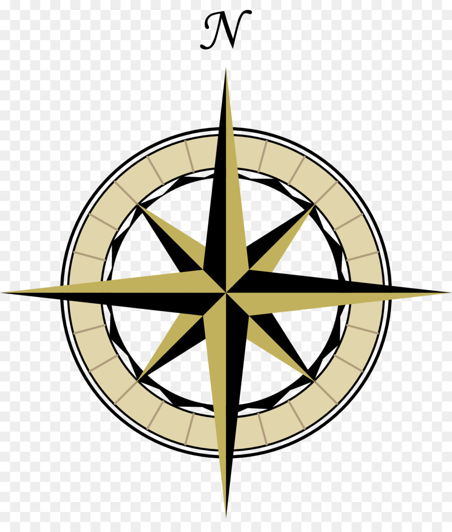 Compass Rose clipart.