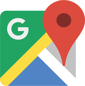 New Google Maps Icon Logo Vector (.EPS) Free Download.