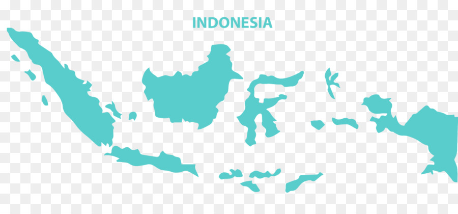 Indonesia Map clipart.