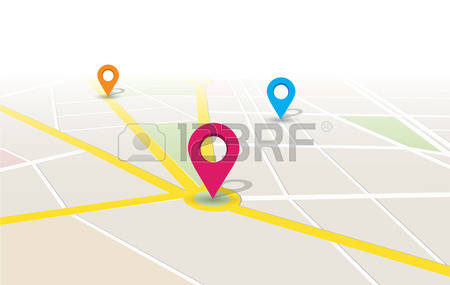 71,443 Location Map Stock Vector Illustration And Royalty Free.