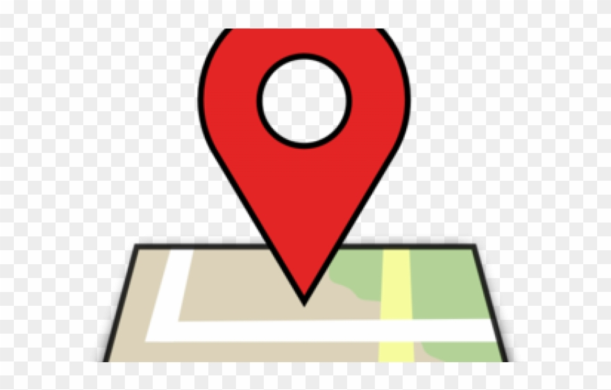 Map Clipart Location.