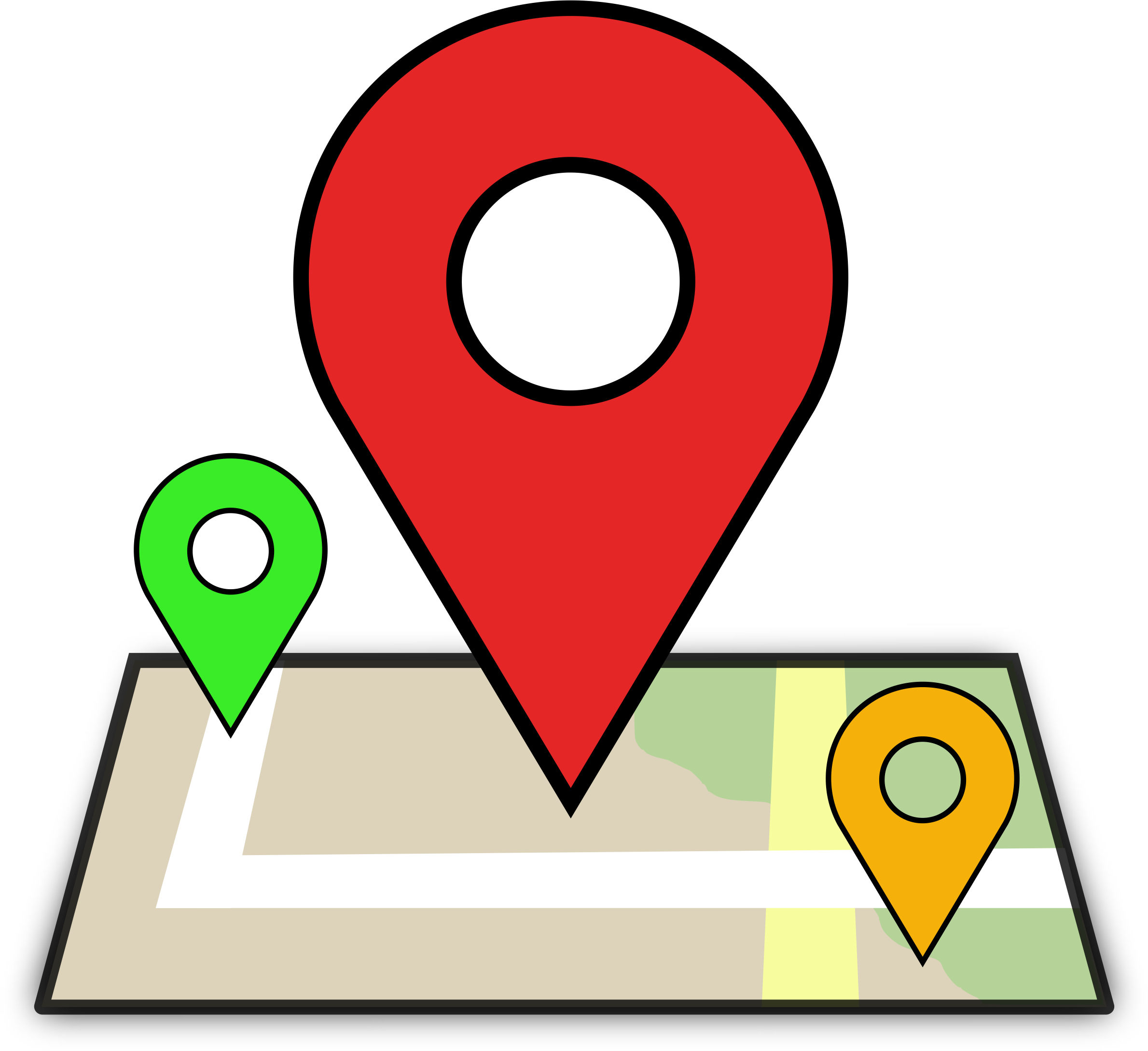 Download Map Computer Location Icon Icons Free Transparent.