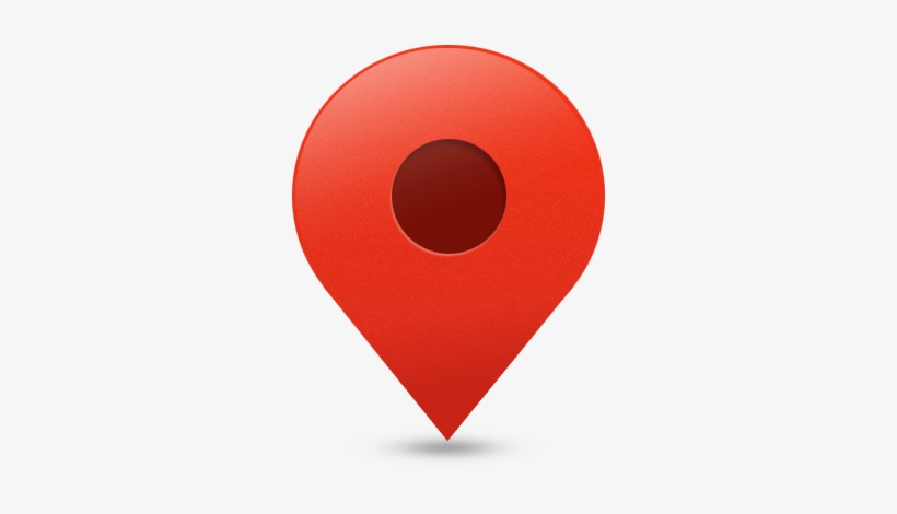 Location, Map Pin Icon.