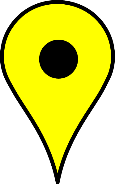 Map Marker Clipart.