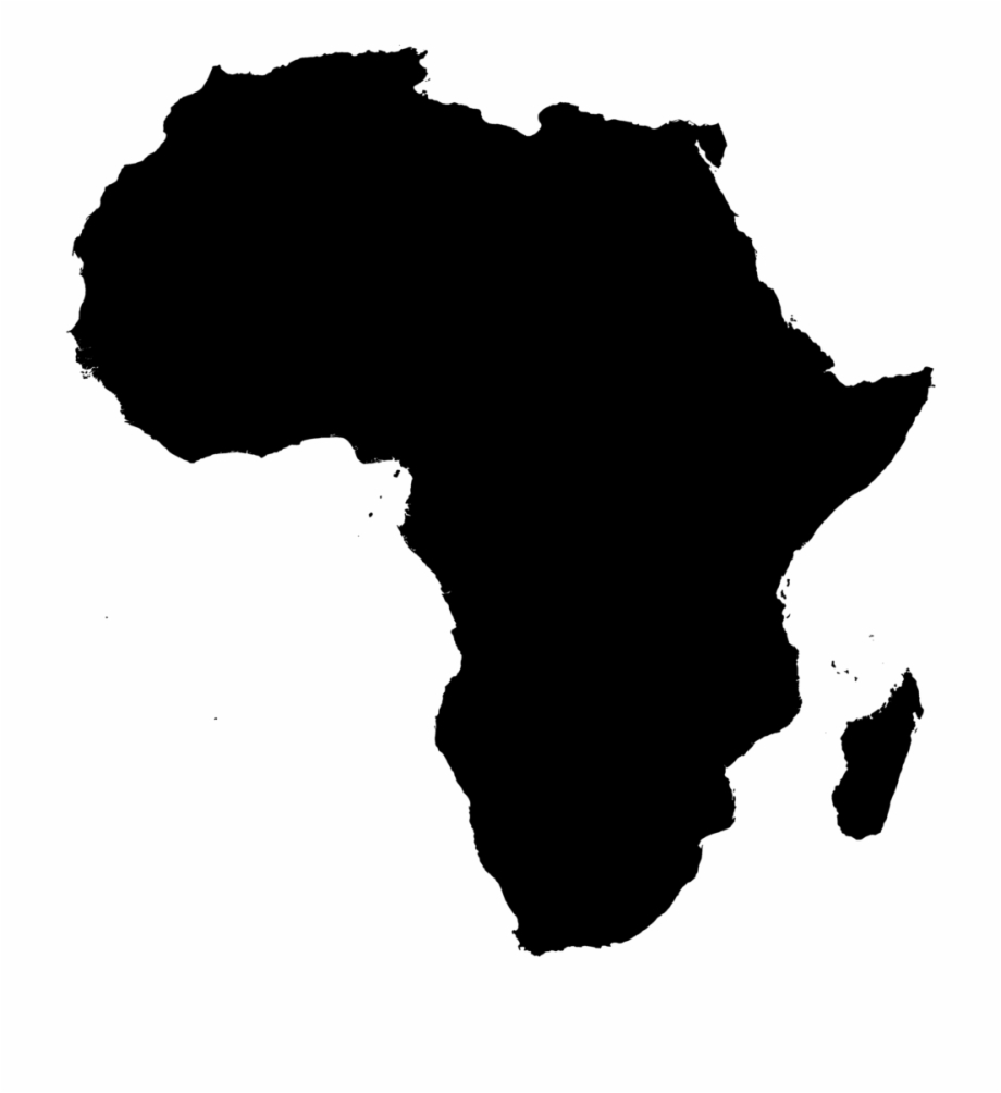 Africa Transparent Png.