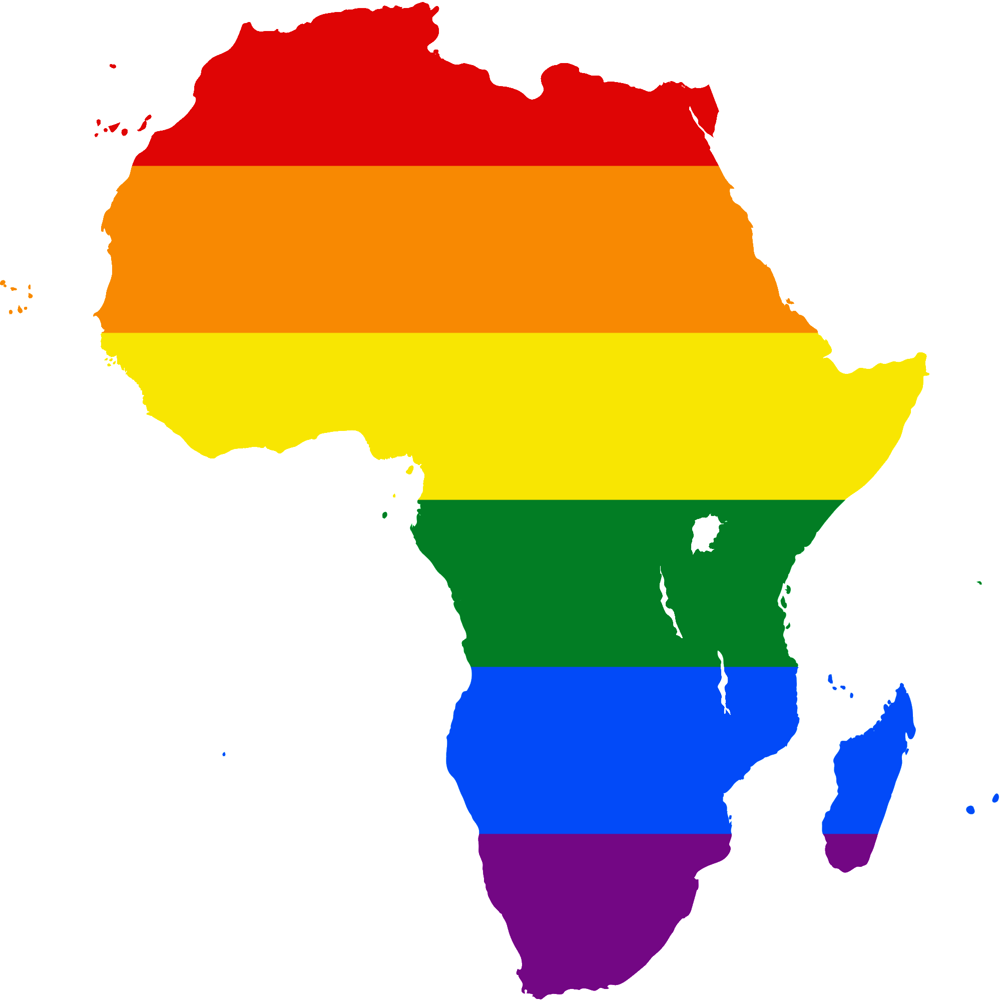 File:LGBT Flag map of Africa.png.