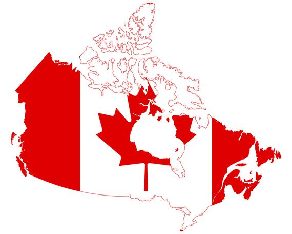 Map Of Canada SVG, Canada Cut File, Canada Flag, Canada PNG, Canada Decal,  Canada Flag Map SVG, North American Country, Instant Download.