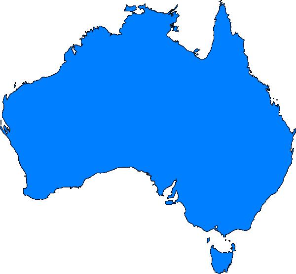 1585 Australia free clipart.