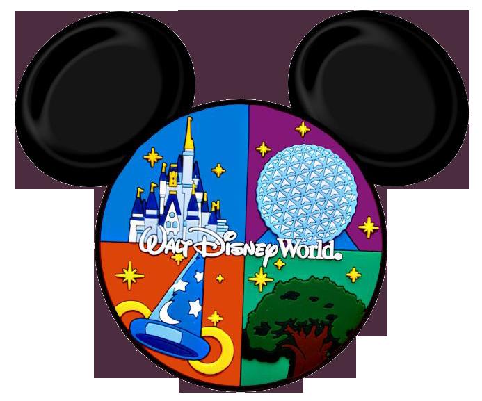 Walt Disney World Logo Clip Art N6 free image.