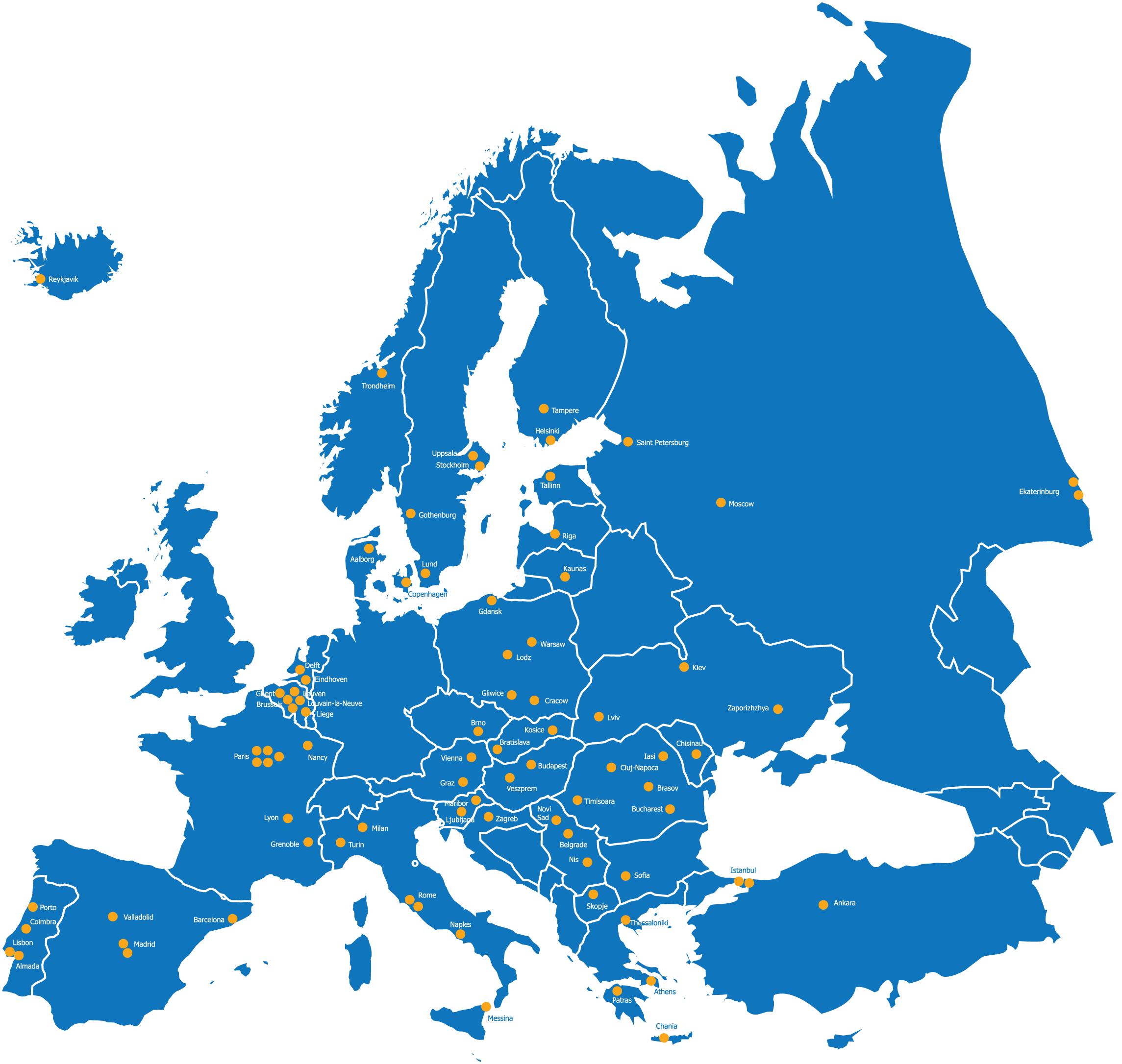 File:BEST map of Europe with townnames.png.