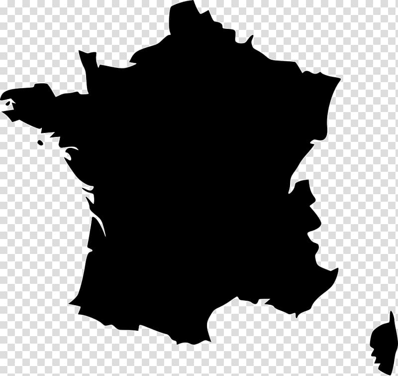 France Map Blank map, france transparent background PNG.