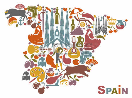 29,052 Spain Cliparts, Stock Vector And Royalty Free Spain.