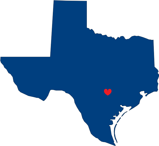 28 Collection Of Houston Texas Map Clipart.