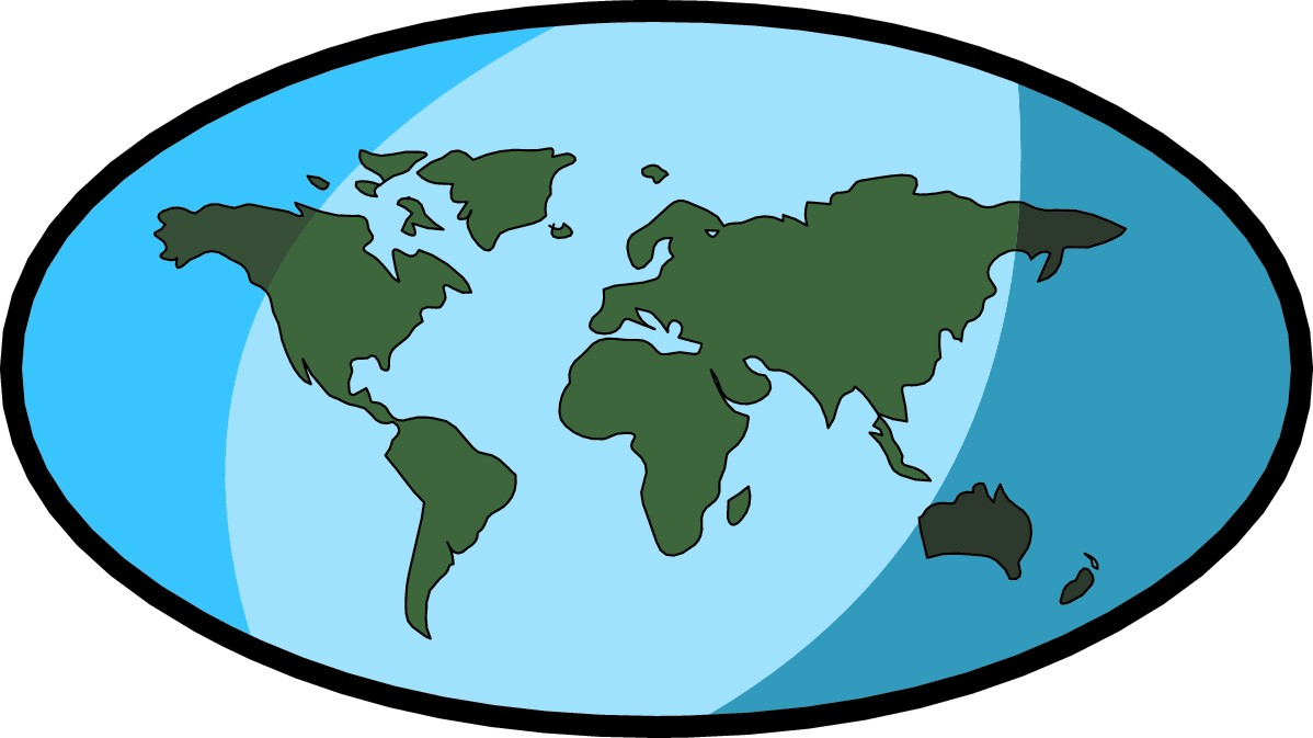 The World Clipart & The World Clip Art Images.