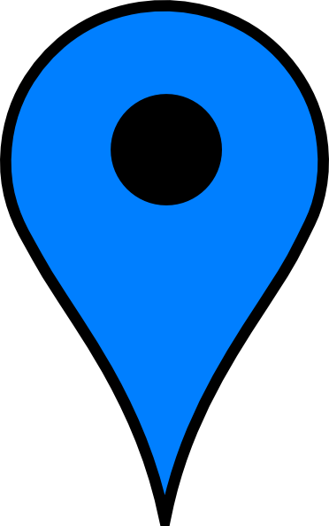 Map Pointer Clipart.