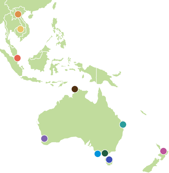 Map showing major logging sites in clipart clipart images.
