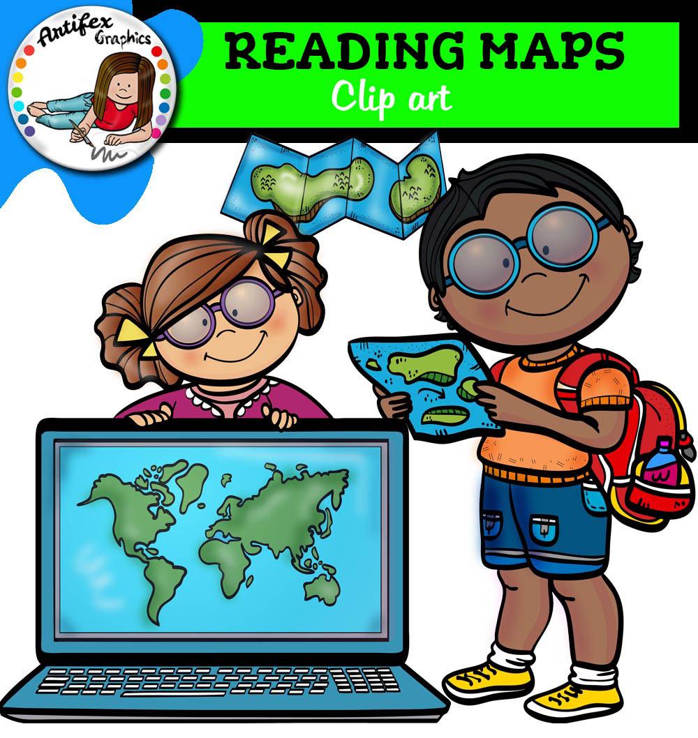 Artifex Graphics: Map Skills Superbundle.
