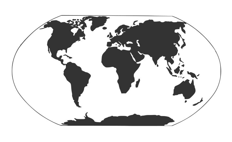 World Map Vector 2 (EPS, SVG, PNG).