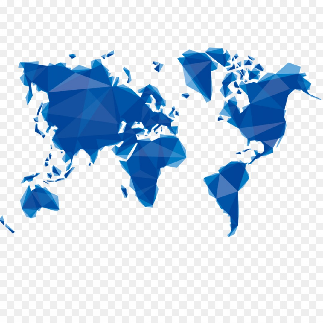 Png World Map Globe Silhouette Vector Earth Map.