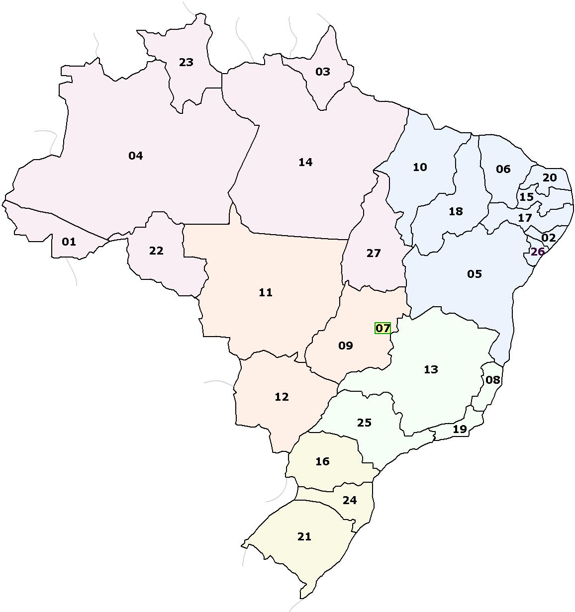 Ficheiro:Mapa do Brasil por regiões.PNG.