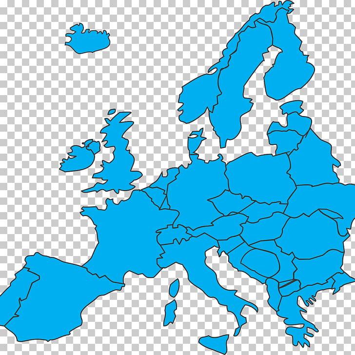 Mapa de europa mapa de europa PNG Clipart.