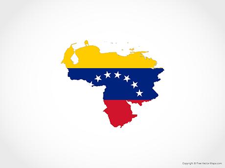 Vector Maps of Venezuela.
