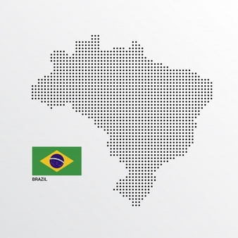 Mapa Brasil Vectors, Photos and PSD files.